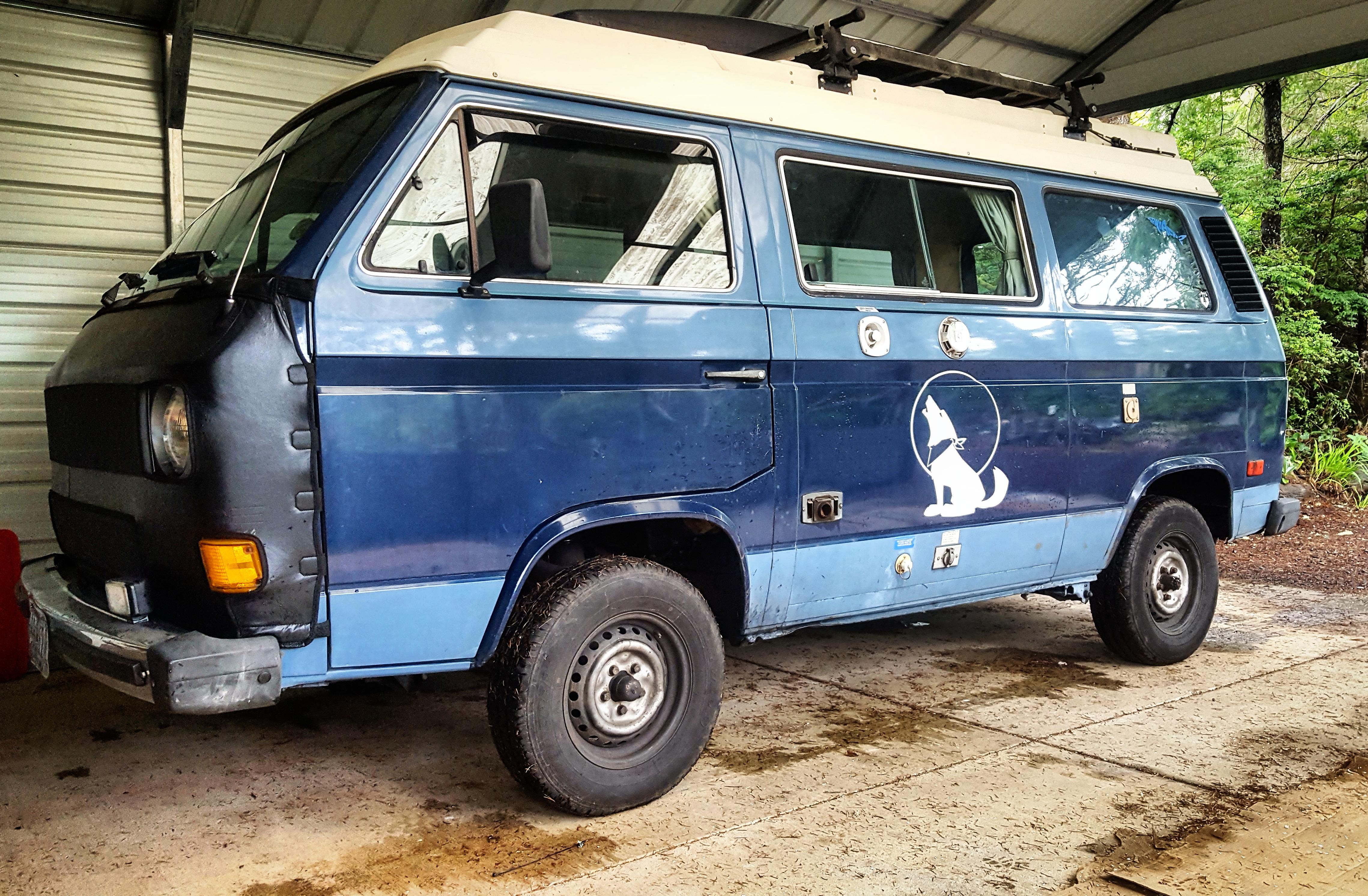 1984 VW Vanagon ASI Riviera